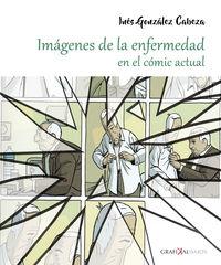 IMAGENES DE LA ENFERMEDAD EN EL COMIC ACTUAL