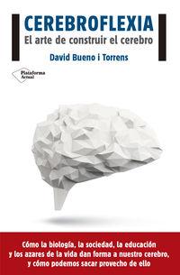 cerebroflexia - el arte de construir el cerebro - David Bueno I Torrens