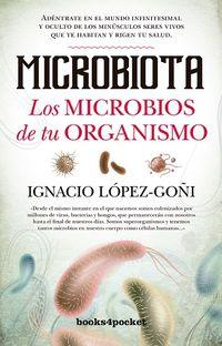 MICROBIOTA - LOS MICROBIOS DE TU ORGANISMO