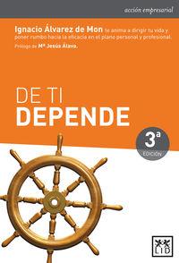 De Ti Depende - Ignacio Alvarez De Mon