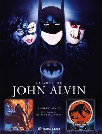 El arte de john alvin - John Alvin