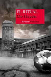 El ritual - Mo Hayder