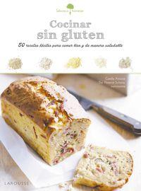 sabores & bienestar - cocinar sin gluten - Aa. Vv.