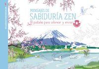 Mensajes De Sabiduria Zen - Aa. Vv.