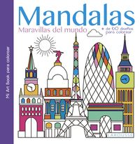 Mandalas - Maravillas Del Mundo - Aa. Vv.