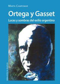 Ortega Y Gasset - Marta Campomar
