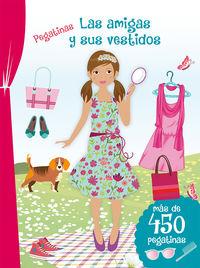 Amigas Y Sus Vestidos, Las (pegatinas) - Aa. Vv.