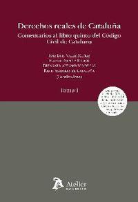 DERECHOS REALES DE CATALUÑA - COMENTARIOS AL LIBRO (2 VOLS. )
