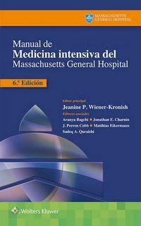 (6 Ed) Manual De Medicina Intensiva Del Massachusetts General Hospital - Jeanine P. Wiener-Kronish