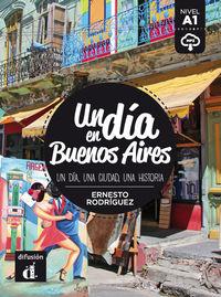 DIA EN BUENOS AIRE, UN (A1) (+MP3 DESCARG)