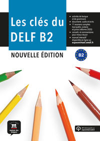 LES CLES DU DELF (B2) (+MP3 DESCARG)