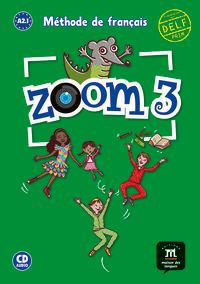 EP 3 - ZOOM (A2.1) (+AUDIO-CD)