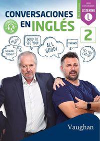Conversaciones En Ingles 2 - Aa. Vv.