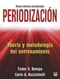 PERIODIZACION - TEORIA Y METODOLOGIA DEL ENTRENAMIENTO