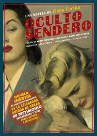 Oculto Sendero - Elena Fortun