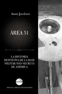 Area 51 - Annie Jackobsen