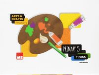 EP 5 - ARTS & CRAFTS (PLASTICA) - PACK