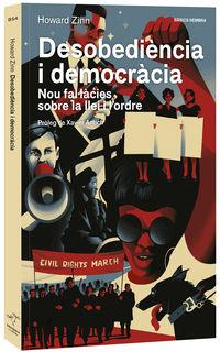 DESOBEDIENCIA I DEMOCRACIA - NOU FALLACIES SOBRE LA LLEI I L'ORDRE