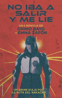 No Iba A Salir Y Me Lie - Chimo Bayo / Emma Zafon