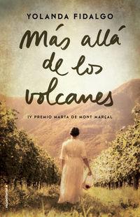Mas Alla De Los Volcanes - Yolanda Fidalgo