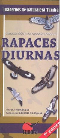 (9 ED) RAPACES DIURNAS - INTRODUCCION A LAS ESPECIES IBERICAS