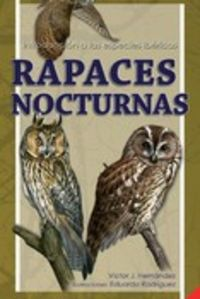 (6 ED) RAPACES NOCTURNAS - CUADERNOS DE NATURALEZA