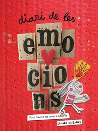 Diari De Les Emocions - Anna Llenas