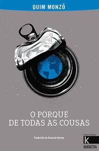 PORQUE DE TODAS AS COUSAS, O (GAL)