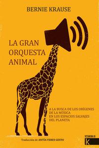 GRAN ORQUESTA ANIMAL, LA