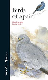 Birds Of Spain - Eduardo De Juana