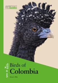 BIRDS OF COLOMBIA (CARTONE)