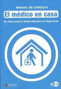 El medico en casa - Paula Carrete