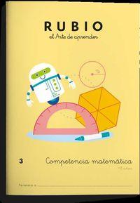 COMPETENCIA MATEMATICA 3 (+8 AÑOS)