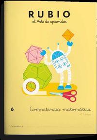 COMPETENCIA MATEMATICA 6 (+11 AÑOS)