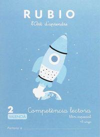 COMPETENCIA LECTORA 2 - MOS ESPACIAL (VAL)