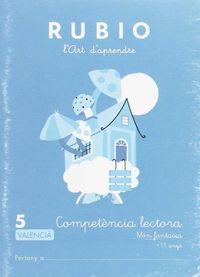 COMPETENCIA LECTORA 5 - MON FANTASIA (VAL)
