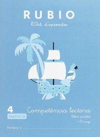 COMPETENCIA LECTORA 4 - MON PIRATA (VAL)