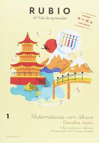 (PACK) MATEMATICAS CON ABACO 1 (PAB1) + ABACO JAPONES