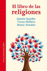 El libro de las religiones - Jostein  Gaarder  /  Victor   Hellern  /  Henry  Notaker