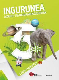 Lh 5 - Eki - Ingurunea 5 (pack 3) - Batzuk