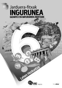 LH 6 - EKI - INGURUNEA 6 - JARDUERA FITXAK