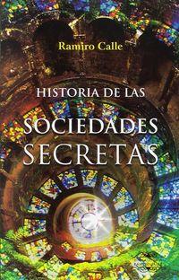 HISTORIA DE LAS SOCIEDADES SECRETAS