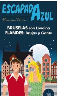 bruselas y flandes - escapada azul - Paloma Ledrado Villafuertes