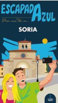 Soria - Escapada Azul - Paloma Ledrado Villafuertes