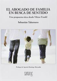 ABOGADO DE FAMILIA EN BUSCA DE SENTIDO, EL