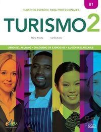 TURISMO 2 - CURSO DE ESPAÑOL PARA ESTUDIANTES Y PROFESIONALES DE TURISMO DE NIVEL INTERMEDIO