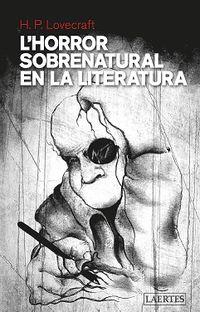 L'HORROR SOBRENATURAL EN LA LITERATURA