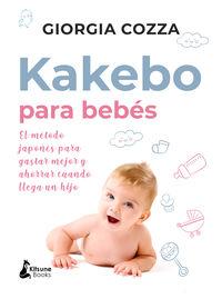KAKEBO PARA BEBES - EL METODO JAPONES PARA GASTAR MEJOR Y AHORRAR CUANDO LLEGA UN HIJO