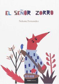 El señor zorro - Nekane Fernandez