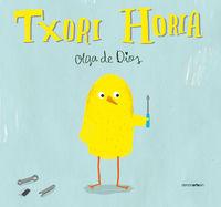 Txori Horia - Olga De Dios